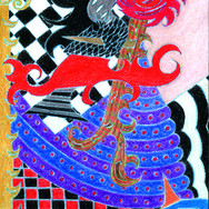 Bez tytułu (ilustracja do bajki Oscara Wilde)| 2011
