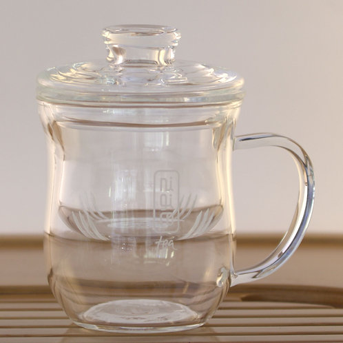 MZALA Cousin Glass Cup