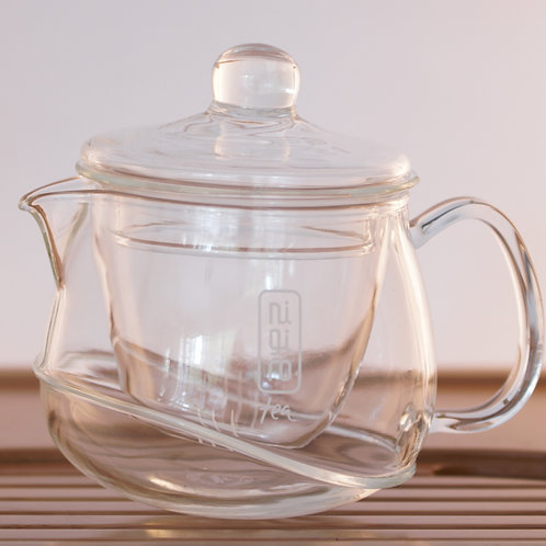 BABA Baby Glass Teapot