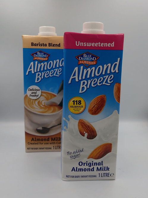 Almond Milk Unsweetened (1L)