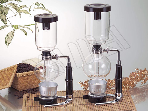 Coffee Siphon 3c with alcohol burner