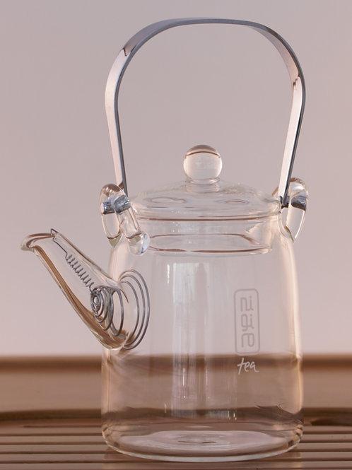 Glass Artistic Show Teapot