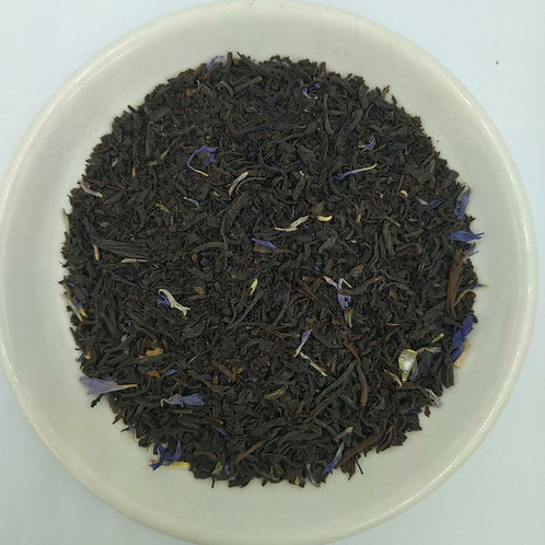Earl Grey with Blue Flower 100g