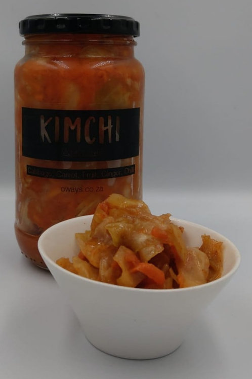 Kimchi (Monk's Style)