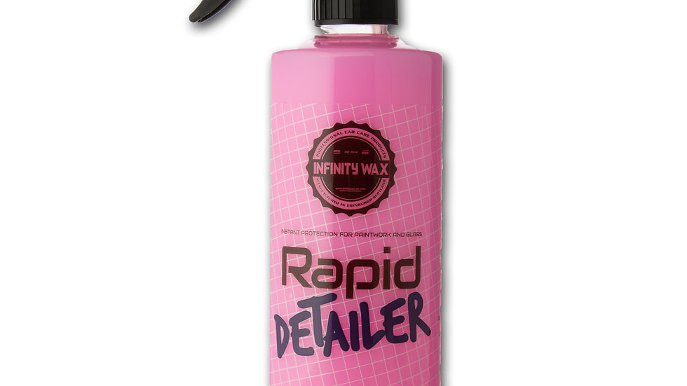 Rapid Detailer (Pink or Blue) 500ml