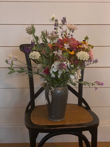 Fall Field collected bouquet