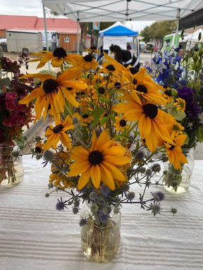 Farm Market Flowers