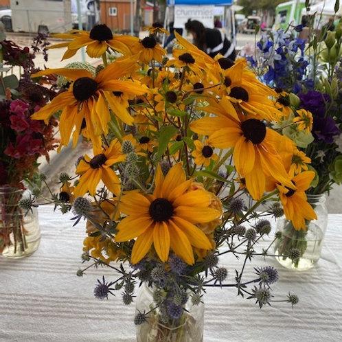 Autumn Subscription - 4 weeks, 4 bouquets