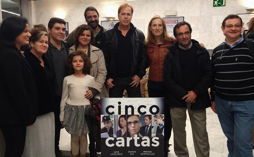 CINCO CARTAS