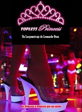 TOPLESS PRINCESS - Cartel.jpg