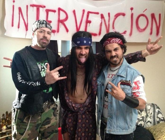 METAL INTERVENTION