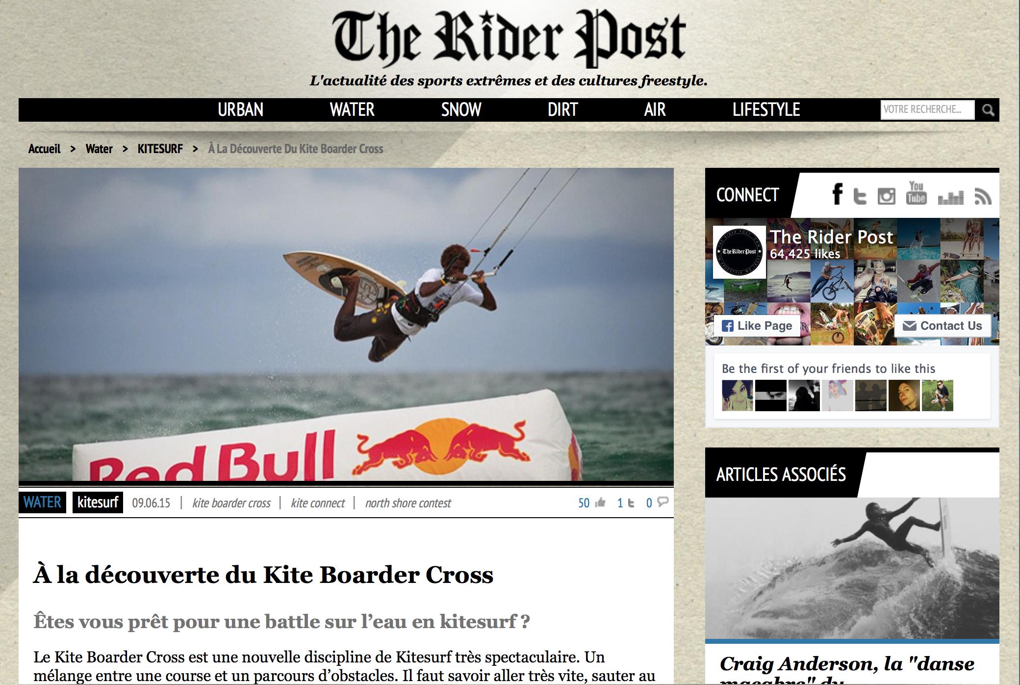 The Rider Post