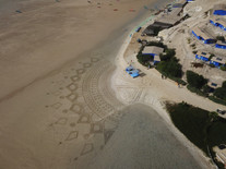 Beach Art - Sam Dougados