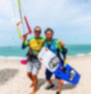 entreprendre et kitesuf, bilan et perspectives