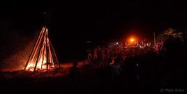 Burning Kite