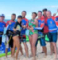 Le kitesurf et le nouveau sport des entrepreneurs