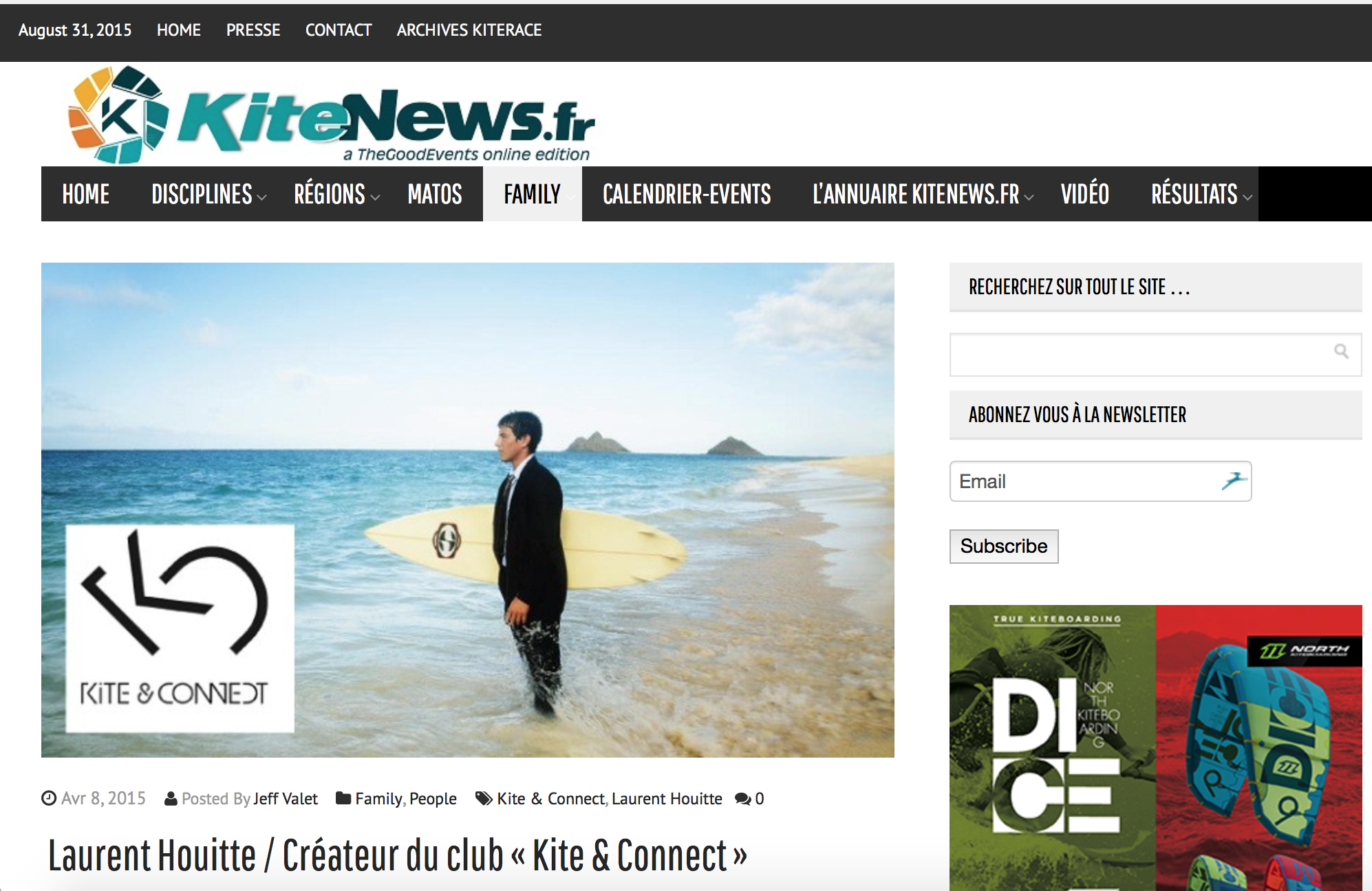 Kite News