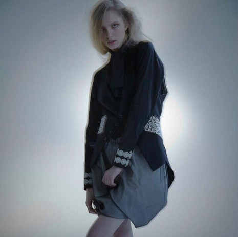 HALOW AW /COLLECTION LOOK03