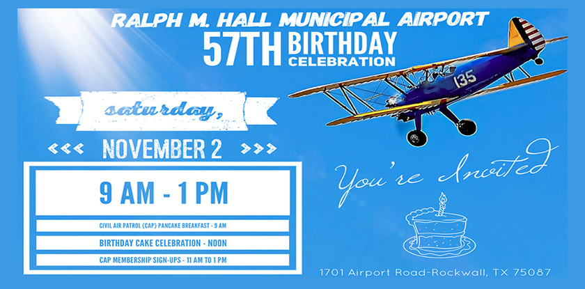 57th Birthday Celebration