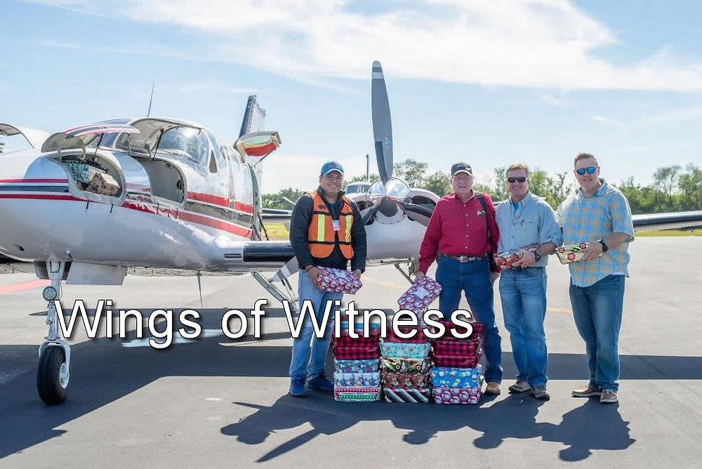 Wings of Witness