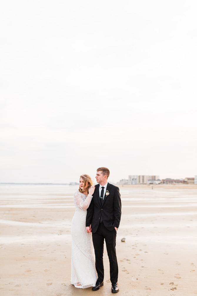 Emily & Brian | Couple Wedding Photos