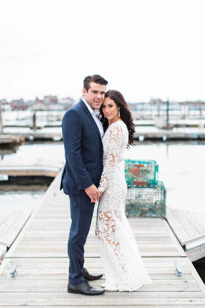 Ali & Darian Wedding Celebration Portraits