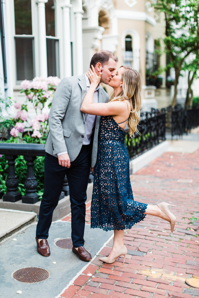 Lauren & Michael | Boston Engagement Session
