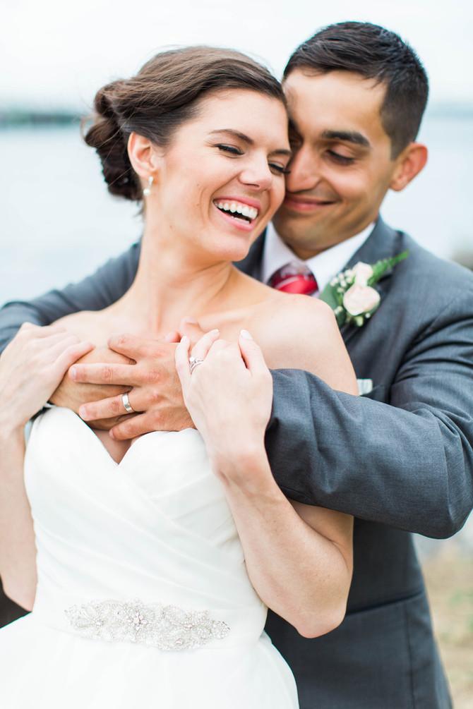 Abby & Danny's Portland Ocean Gateway Wedding