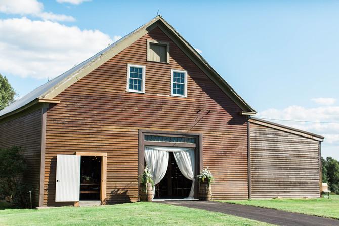 Meredith & Matt | Family Barn Wedding in Maine