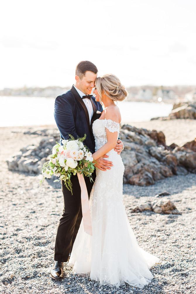 Maeghan & Colby   Coastal Kennebunkport Wedding at The White Barn Inn