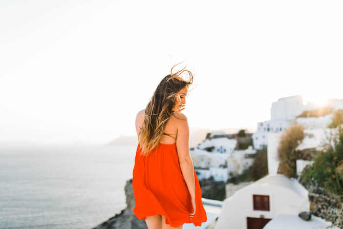 Mother Daughter Travel Guide to Greece Part Two: Santorini