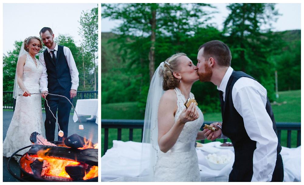 A Fogarty-Bartol Sunday River Wedding-Smores.jpg