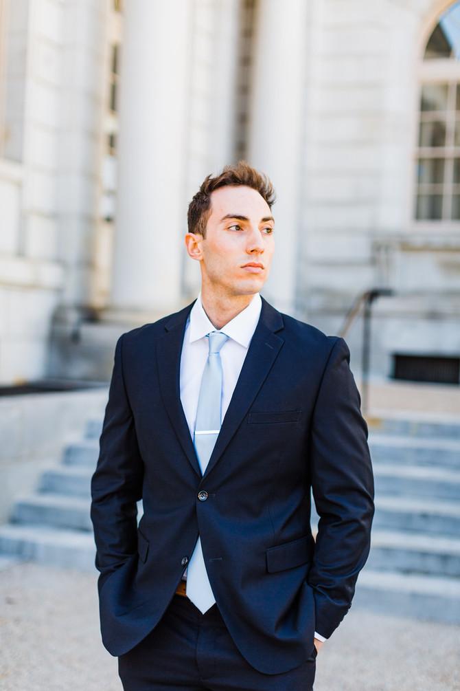 Vendor Feature: The Modern Groom | Men's Wedding Attire