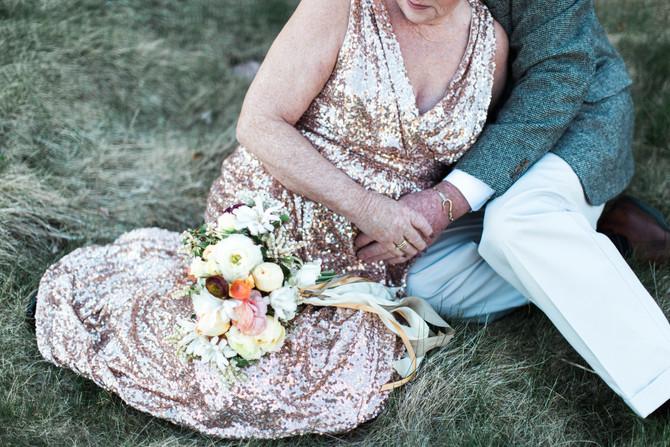 50th Anniversary Shoot | My Grandparents