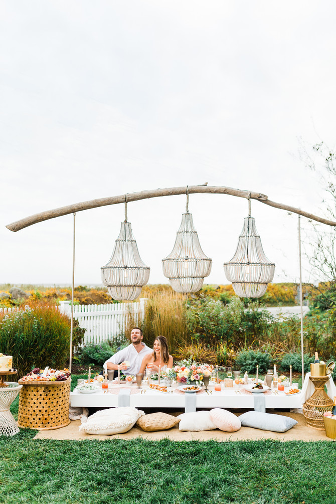 Coastal Romance | MicroWedding Inspiration at Tides Beach Club