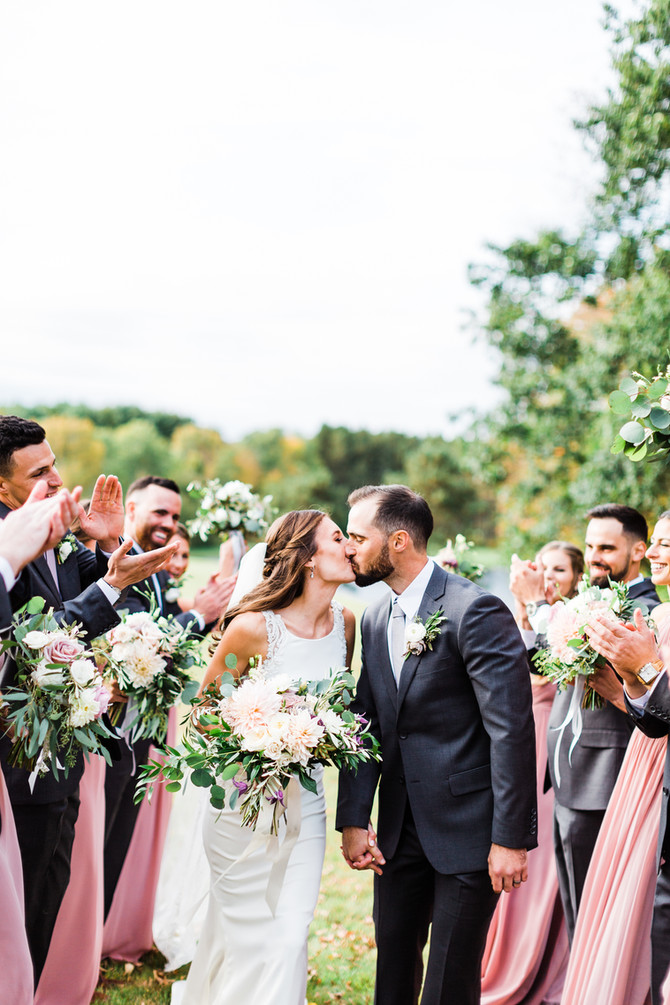 Mariah & Samson's Wedding at Cunningham Farm