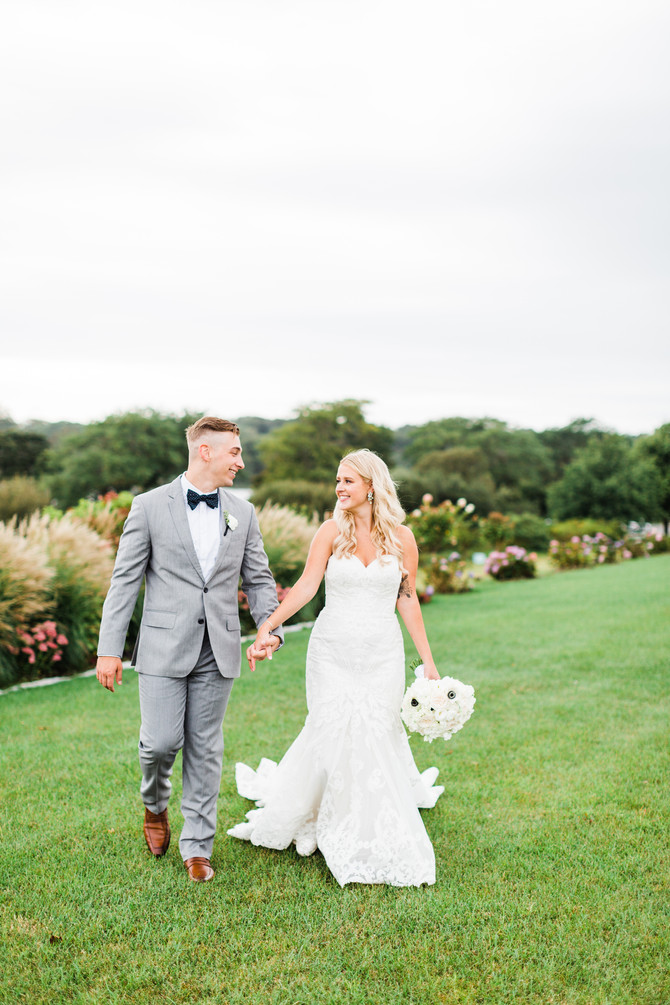 Nicole & Jacob | Newport Wedding