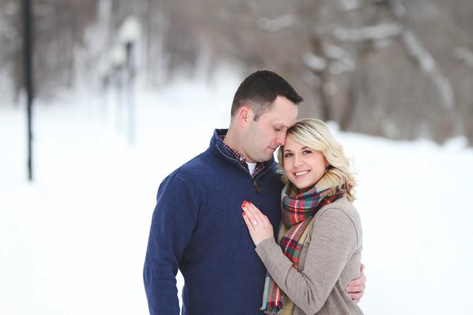 Engagement // Keri & Josh
