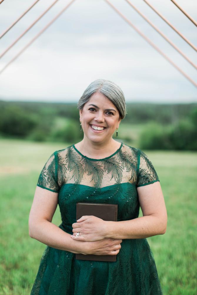 Vendor Feature: A Sweet Start - Maine Wedding Officiant