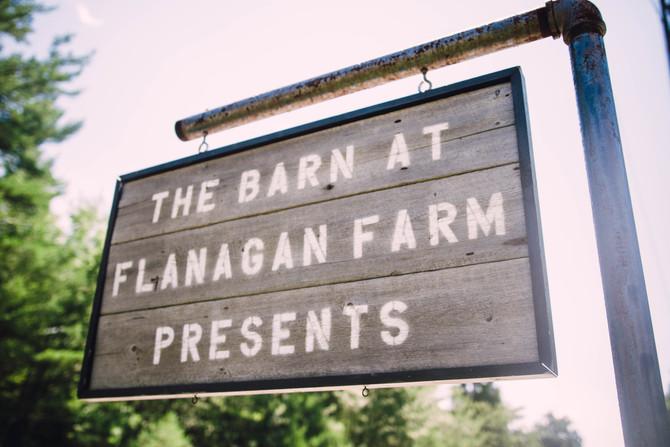 Seamans Wedding at The Barn at Flanagan Farm