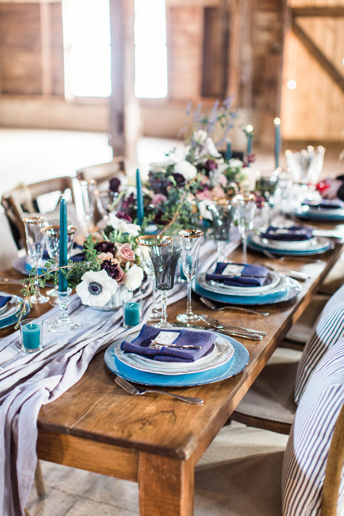 Maple Rock Farm Styled Shoot
