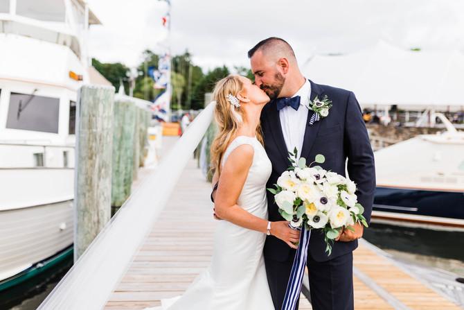 Ashley & Mike's Cape Cod Wedding