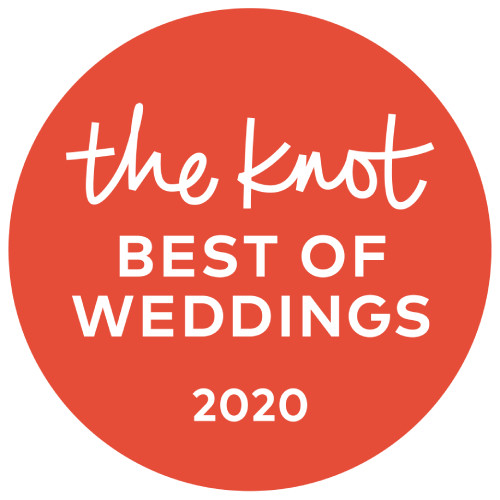 A.Fogarty Photography Named Winner of The Knot Best of Weddings 2020