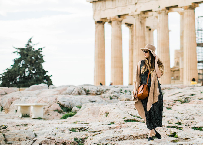 Mother-Daughter Travel Guide to Greece Part One: Athens