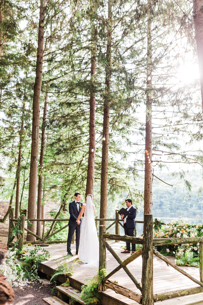 Why & How to Have an Unplugged Ceremony   Maine Wedding Photographer & Videographer