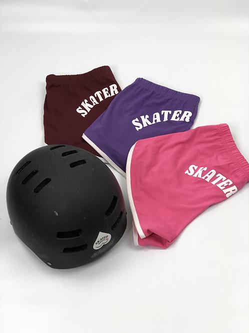 Skater Booty Athletic Shorts