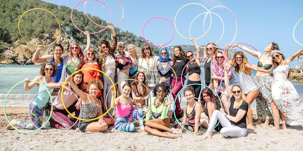 The Hoop Experience: Hoop & Wellness Gathering Ibiza