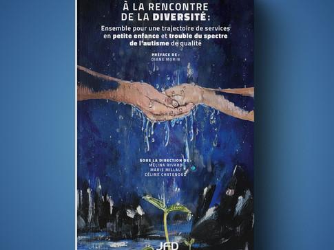 À la rencontre de la diversité: nouveau livre aux Éditions JFD