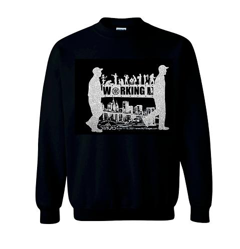 WORKING Crewneck Sweatshirt