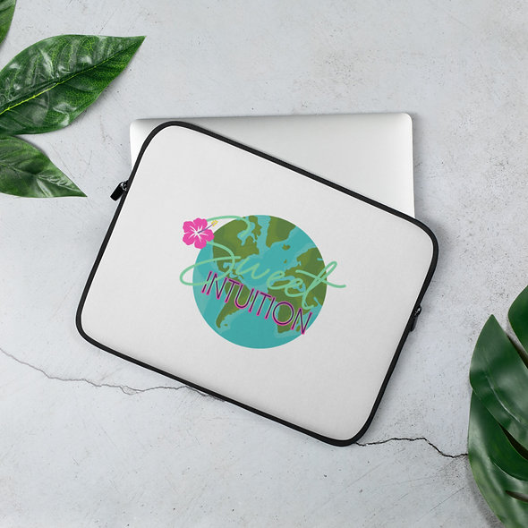 Laptop Sweet Intuition World Sleeve